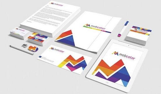 Agence de communication visuelle dans les Vosges - Création de charte graphique