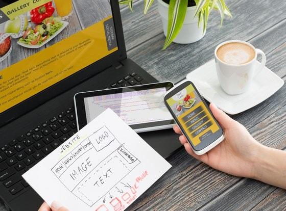 Agence de communication visuelle dans les Vosges - Conception de webdesign sur mesure dans les Vosges et Grand Est (Epinal, Nancy)